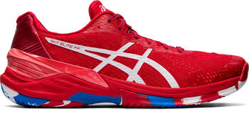 ASICS Sky Elite FF volleybalschoenen Heren Rood