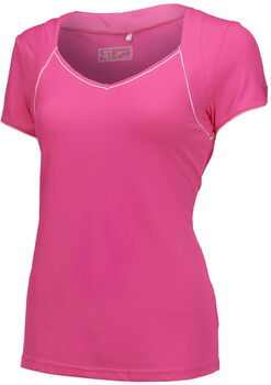 Sjeng Sports Francis shirt Dames Roze