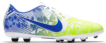 Nike Mercurial Vapor 13 Club Neymar MG voetbalschoenen Heren Wit