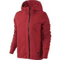 nike advance 15 fleece fz hdy