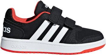adidas VS Hoops 2.0 kids sneakers Jongens Zwart