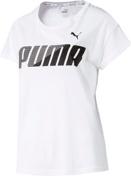 Puma Modern Sport Graphic shirt Dames Wit