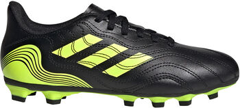 adidas Copa Sense.4 Flexible Ground Voetbalschoenen Zwart