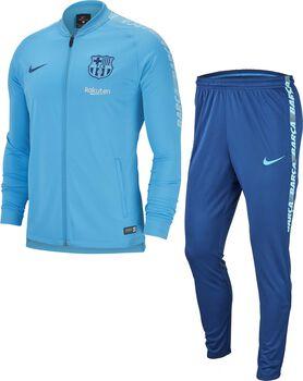 Nike Dry FC Barcelona Squad trainingspak Heren Blauw