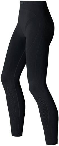 Odlo - pants evolution warm - Dames - Onderkleding - Zwart - XL
