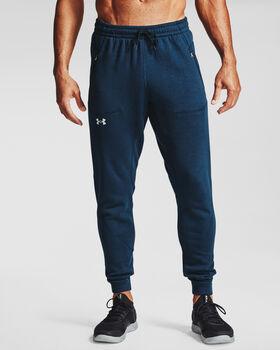Under Armour Charged Cotton® Fleece broek Heren Blauw