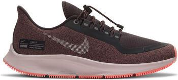 Nike Air Zoom Pegasus 35 Shield hardloopschoenen Dames Grijs