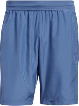 adidas 3-Stripes 8-Inch Short Heren Blauw