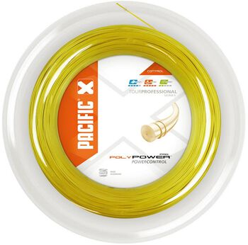 Pacific poly power pro 200m  1.30mm Geel