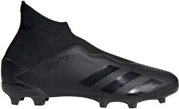 adidas Predator 20.3 FG kids voetbalschoenen Zwart