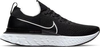 Nike React Infinity Run hardloopschoenen Heren Zwart