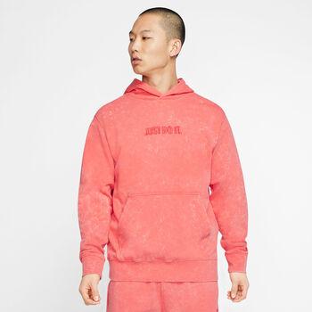 Nike Sportswear JDI hoodie Heren Oranje