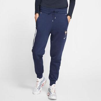 Nike Sportswear Frankrijk Tech Fleece pant Dames Blauw