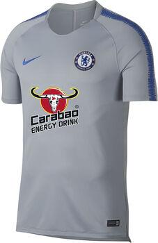 Nike Breathe Chelsea FC Squad shirt Heren Zwart