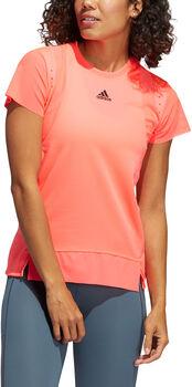 adidas HEAT.RDY Training T-shirt Dames Roze