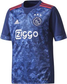 Adidas Ajax Away jr wedstrijdshirt 2017/2018 Jongens Blauw