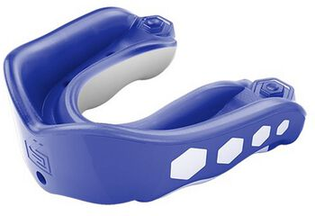 Shockdoctor Gel Max Flavour Fusion gebitsbeschermer Blauw