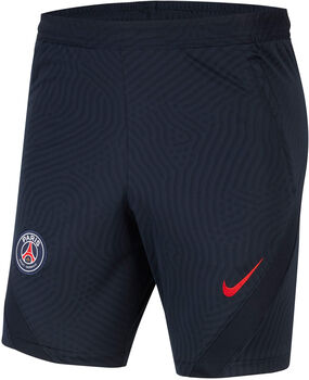 Nike Paris Saint-Germain Strike short Heren Blauw