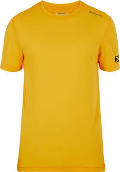 ENERGETICS Milon shirt Heren Geel