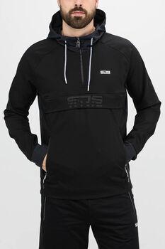 Sjeng Sports Jones hoodie Heren Zwart