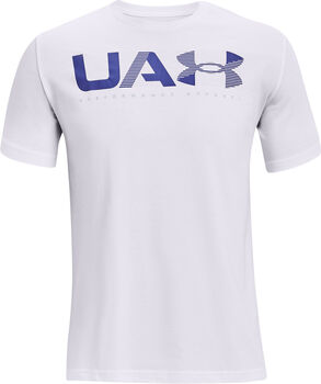 Under Armour Perforamce Apparel t-shirt Heren Wit