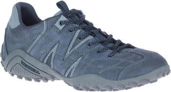 Merrell Sprint V Leather wandelschoenen Heren Blauw