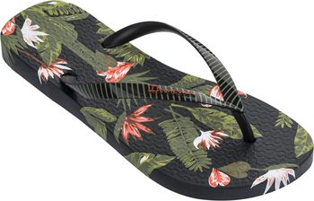 Ipanema I Love Tropical slippers Dames Zwart