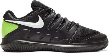 NikeCourt Vapor X kids tennisschoenen  Zwart