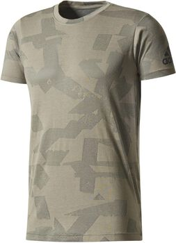 Adidas FreeLift Elevated shirt Heren Grijs