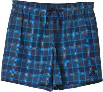 adidas Check short Heren Blauw