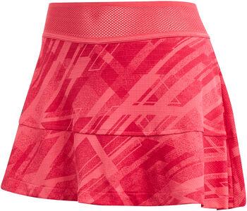 adidas HEAT.RDY Match tennisrok Dames Rood