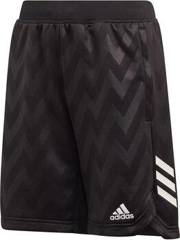 adidas XFG kids shorts Jongens Zwart