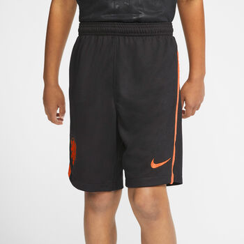 Nike Nederland 2020 Stadium kids uitshort Jongens Zwart