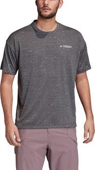 adidas Terrex Hike shirt Heren Grijs