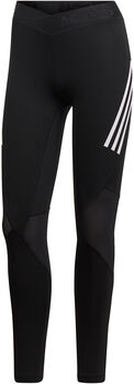 ADIDAS Alphaskin Sport 3-Stripes tight Dames Zwart