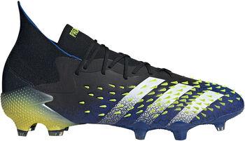 adidas Predator Freak.1 Firm Ground voetbalschoenen Heren Zwart