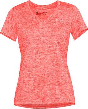 Under Armour Tech SSV Twist shirt Dames Oranje