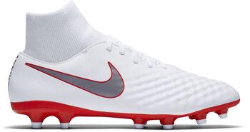 Nike Magista Obra 2 Academy Dynamic Fit FG voetbalschoenen Heren Wit