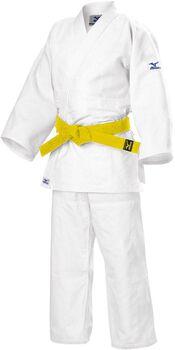 Mizuno Kodomo judopak Heren Wit