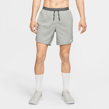Nike Flex Stride short Heren Grijs