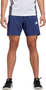 adidas AEROREADY Short Heren Blauw