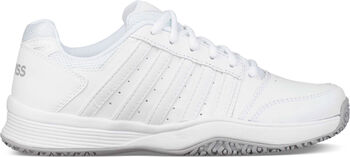 K-Swiss Court Smash Omni tennisschoenen Dames Wit