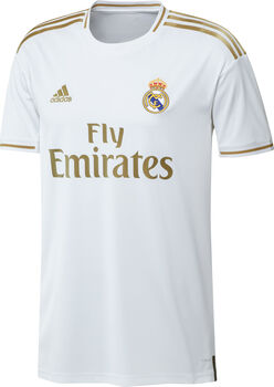 ADIDAS 19/20 REAL MADRID HOME JERSEY Heren Wit