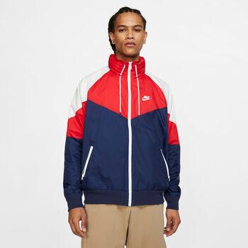 Nike Sportswear windrunner Heren Blauw