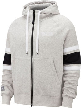 Nike Air Full-Zip Fleece hoodie Heren Zwart
