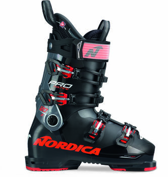 Nordica Pro Machine 120X skischoenen Heren Zwart