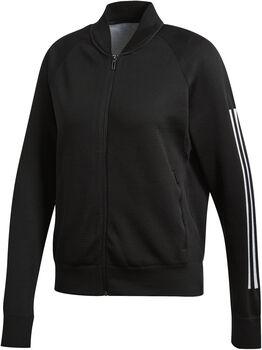 Adidas ID Bomber jack Dames Zwart