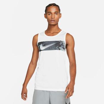 Nike Legend tanktop Heren Wit