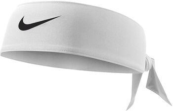 Nike Dri-FIT 3.0 hoofdband Wit