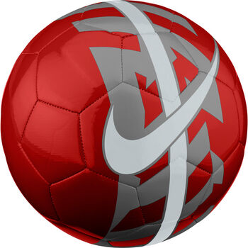 Nike React voetbal Rood